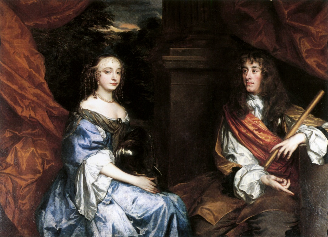 James_II_and_Anne_Hyde_by_Sir_Peter_Lely